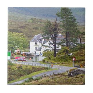 Sligachan Hotel, Isle of Skye, Scotland Tile