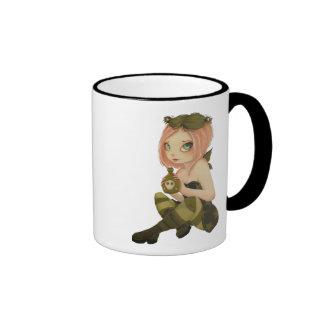 Slightly Toxic - Fairy goth poison mug