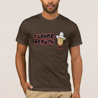 "Slim Chiply ""Flavor Deputy"" v2 T-Shirt"