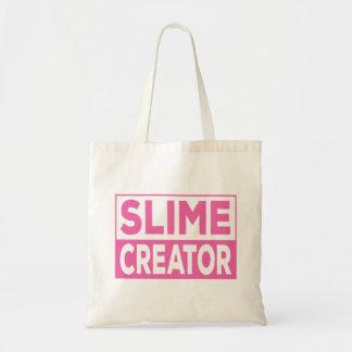 Slime Creator Tote in Pink