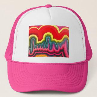 Slime hat!!! trucker hat