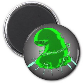 Slime Monster Magnet