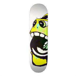 Slime Smile Skate Deck