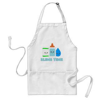 Slime Time Apron