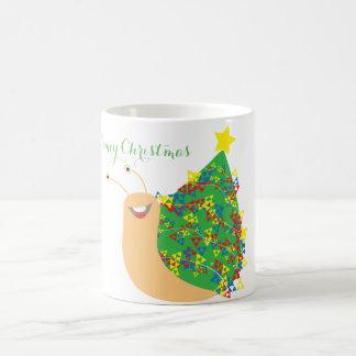 Slimey Christmas Mug