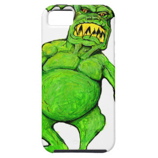 Slimey Green Monster Case For The iPhone 5