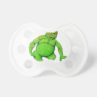 Slimey Green Monster Pacifier