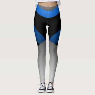 Slimming Sporty Chic Contemporary Sports Leggings