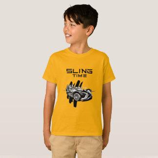 Sling Time Kids Tshirt