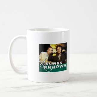 Slings and Arrows Mug