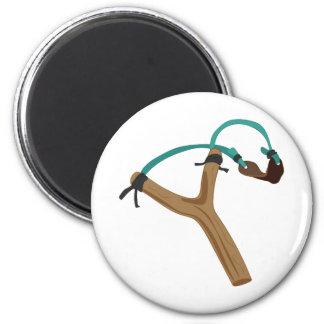 Slingshot 2 Inch Round Magnet