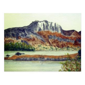 Slioch and Loch Maree Postcard