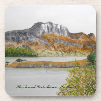 Slioch and Loch Maree - Scotland Coaster
