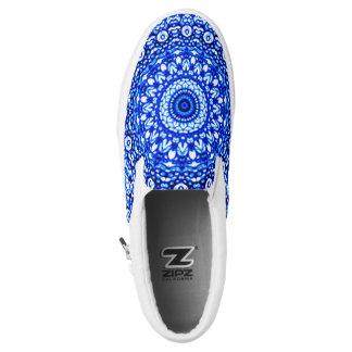 Slip On Shoes Mandala Mehndi Style G403