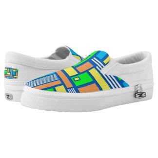 Slip On ZIPZ Shoes