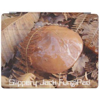 Slippery Jack FungiPad Cover iPad Cover