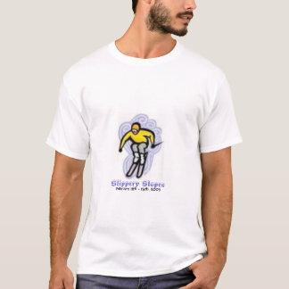 Slippery Slopes Ski Weekend 2005 T-Shirt