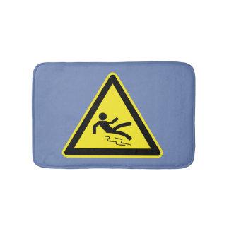 Slippery When Wet Bath Mat