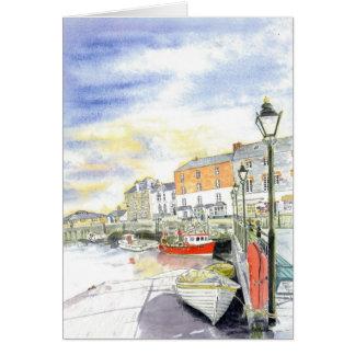 'Slipway' Card