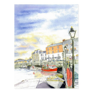 'Slipway' Postcard