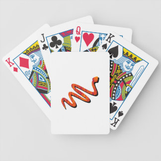 Slither Path Bicycle Playing Cards
