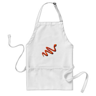 Slither Path Standard Apron