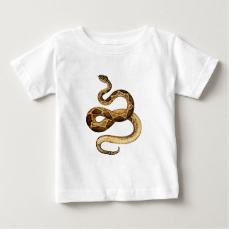 Slithering Expressions Baby T-Shirt