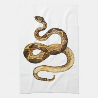 Slithering Expressions Kitchen Towel