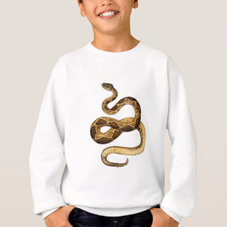 Slithering Expressions Sweatshirt