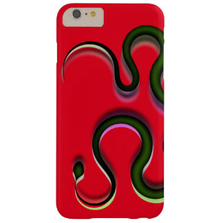 Slithery  Snake Barely There iPhone 6 Plus Case