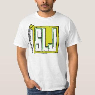 SLJ Spray Paint Logo shirt