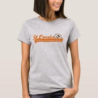 SLLIS Swoop Women's Hanes ComfortSoft® T-Shirt