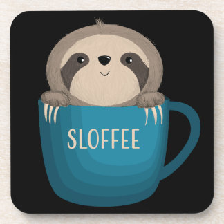 Sloffee! Coaster