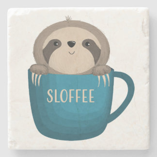 Sloffee! Stone Coaster