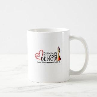 Slogan Line Coffee Mug