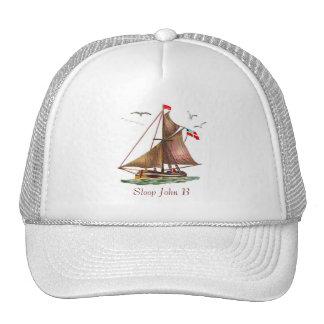 Sloop John B Trucker Hat