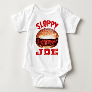 Sloppy Joe Baby Bodysuit