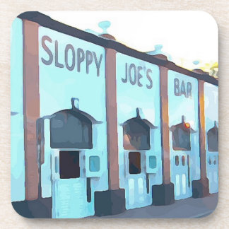Sloppy Joe's Bar Coaster