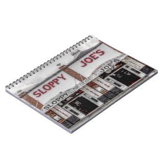 Sloppy Joe's Key West Notebook