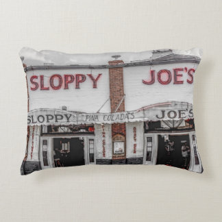 Sloppy Joe's Key West Pillow