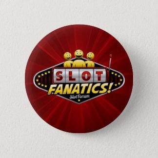 Slot Fanatics 2 Inch Round Button
