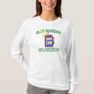 Slot Machine Queen T-Shirt