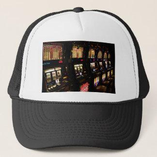 Slot machines trucker hat