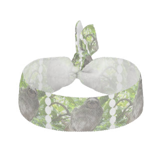 sloth-14.jpg ribbon hair tie