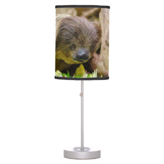 Sloth_20171107_by_JAMFoto Table Lamp