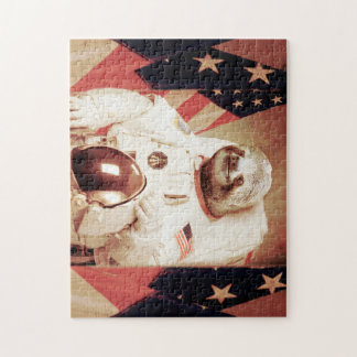 Sloth astronaut-sloth-space sloth-sloth gifts jigsaw puzzle