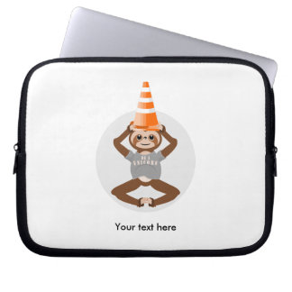 Sloth Be A Unicorn Laptop Sleeve