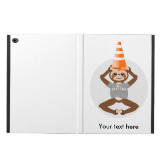 Sloth Be A Unicorn Safety Cone Powis iPad Air 2 Case