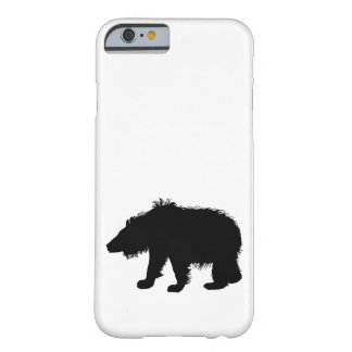 sloth bear barely there iPhone 6 case