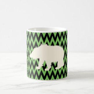 sloth bear coffee mug
